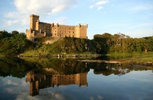 Dunvegan Castle6 (reflections) 300dpi